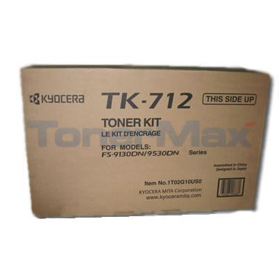 KYOCERA MITA FS-9130DN 9530DN TONER BLACK